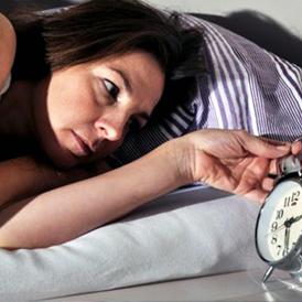 insomnio por problemas psicologicos como ansiedad, depresion