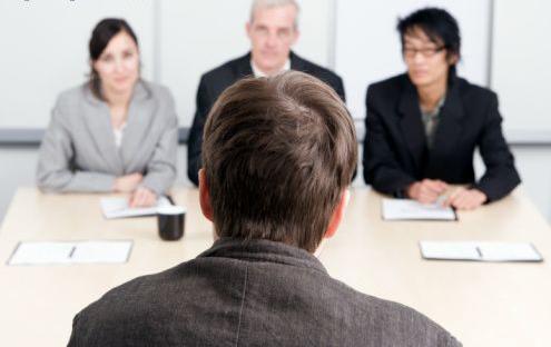 fobia social, una entrevista de trabajo