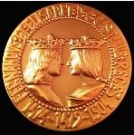 medalla oro foro europa 2001 a psicologa Mª Jesus Andres Perez