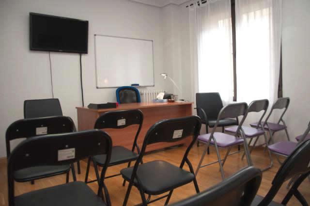 Centro de Psicologia en Madrid