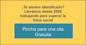 fobia social, ansiedad social