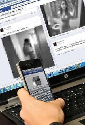 sexting, ciberbullying, acoso escolar