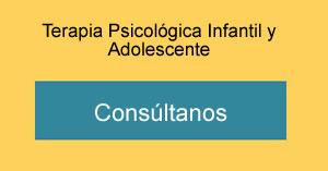 Terapia Psicológica Infantil y Adolescente