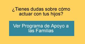 Programa apoyo familias