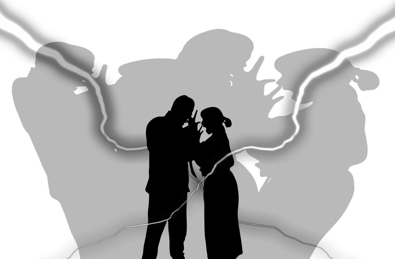como gestionar discusiones de pareja
